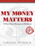 My Money Matters Workbook for Teens/ Young Adults