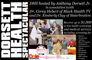 Dorsett Health Spectacular - New Orleans 2013