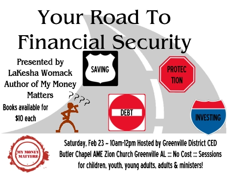 Your Road to Financial Security