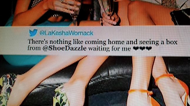 Oh, how I love @ShoeDazzle