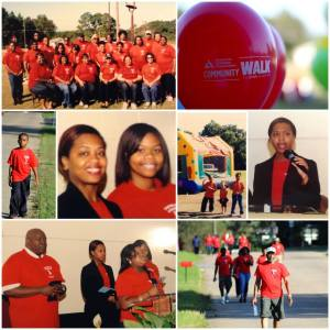 diabetes walk 2013